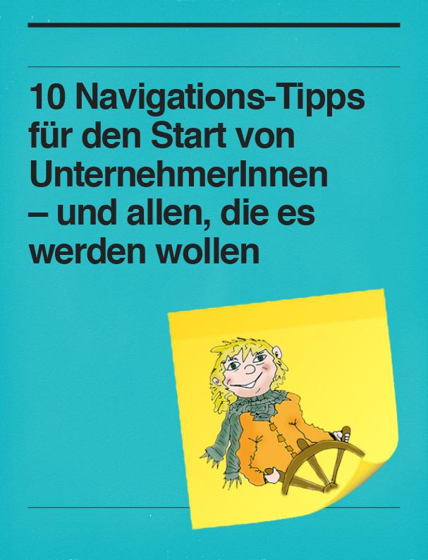 10 Navigationstipps für den Start - E-Book